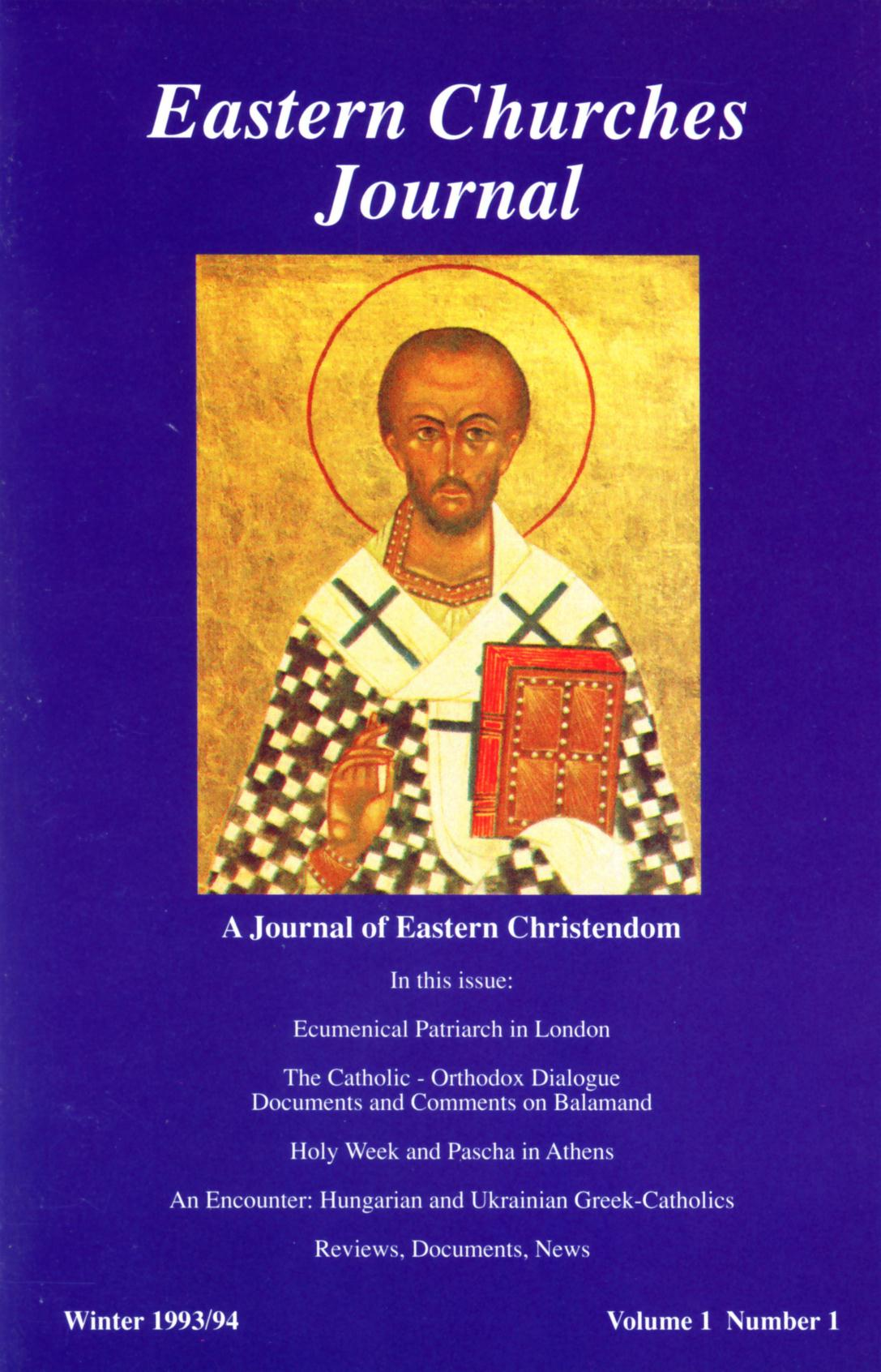 Christianity and Literature :: Journal